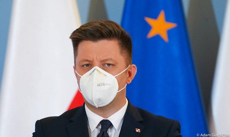 Szef KPRM Michał Dworczyk zakażony COVID-19