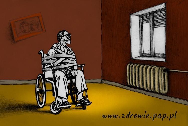 Przemoc wobec osób starszych. Najczęściej ze strony opiekuna