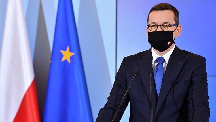 """Od soboty Polska znów """"czerwoną strefą"""""""