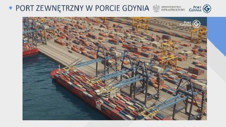 Port Gdynia pomimo pandemii zajął drugie miejsce na Bałtyku