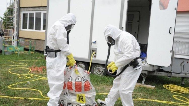 Skażenie azbestem to nadal problem w UE; narażony jest praktycznie każdy