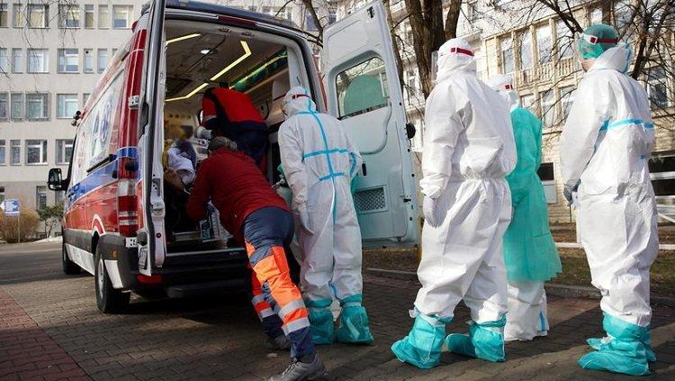 MZ: 5 709 nowych zakażeń koronawirusem, zmarło 460 osób