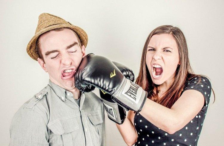Kłótnie w związku: zwykle świadczą o tym, co bardzo ważne i niedostrzeżone
